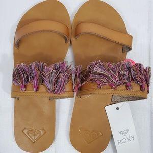 Roxy Women's Izzy Slide Sandal Size 9